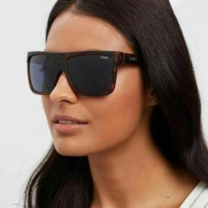 Quay Incognito Oversized Shield Sunglasses
